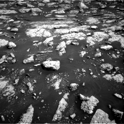 Nasa's Mars rover Curiosity acquired this image using its Right Navigation Camera on Sol 3040, at drive 2284, site number 86