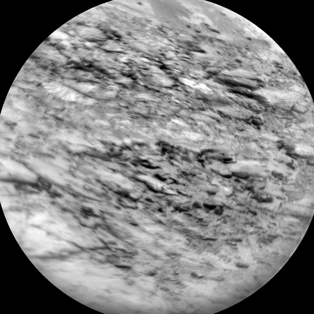 Nasa's Mars rover Curiosity acquired this image using its Chemistry & Camera (ChemCam) on Sol 3040, at drive 2146, site number 86