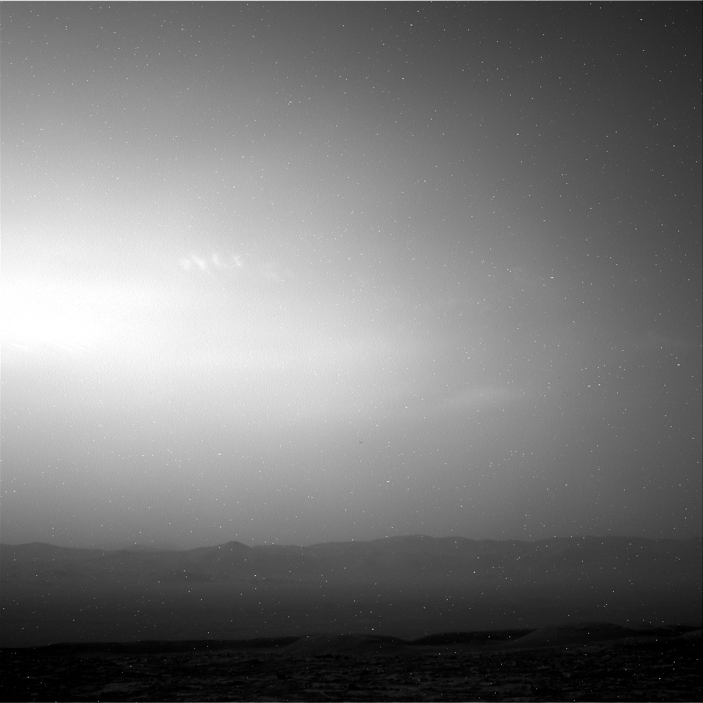 Mars Rover Photo #805841