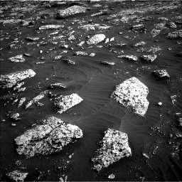 Nasa's Mars rover Curiosity acquired this image using its Left Navigation Camera on Sol 3042, at drive 2404, site number 86