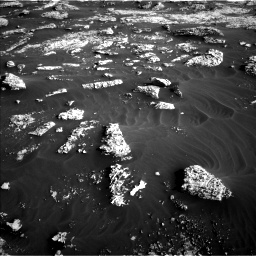 Nasa's Mars rover Curiosity acquired this image using its Left Navigation Camera on Sol 3042, at drive 2470, site number 86