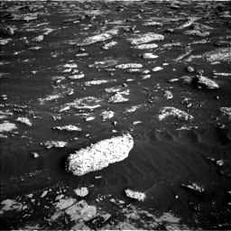 Nasa's Mars rover Curiosity acquired this image using its Left Navigation Camera on Sol 3042, at drive 2488, site number 86