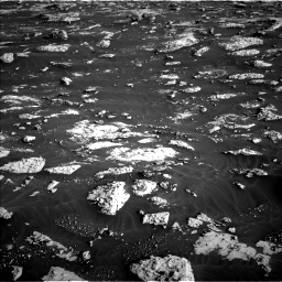 Nasa's Mars rover Curiosity acquired this image using its Left Navigation Camera on Sol 3042, at drive 2506, site number 86