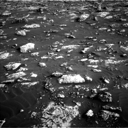 Nasa's Mars rover Curiosity acquired this image using its Left Navigation Camera on Sol 3042, at drive 2554, site number 86