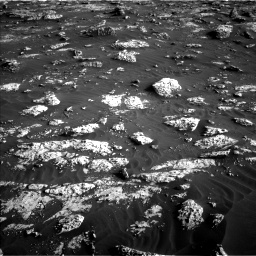 Nasa's Mars rover Curiosity acquired this image using its Left Navigation Camera on Sol 3042, at drive 2572, site number 86