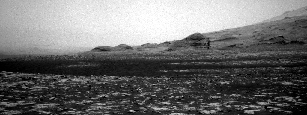 Nasa's Mars rover Curiosity acquired this image using its Right Navigation Camera on Sol 3042, at drive 2302, site number 86