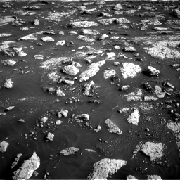 Nasa's Mars rover Curiosity acquired this image using its Right Navigation Camera on Sol 3042, at drive 2308, site number 86