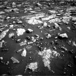 Nasa's Mars rover Curiosity acquired this image using its Right Navigation Camera on Sol 3042, at drive 2314, site number 86
