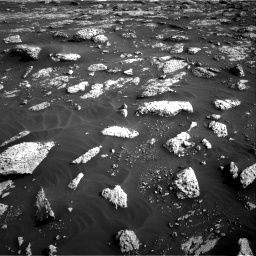 Nasa's Mars rover Curiosity acquired this image using its Right Navigation Camera on Sol 3042, at drive 2362, site number 86