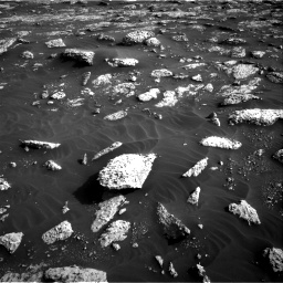 Nasa's Mars rover Curiosity acquired this image using its Right Navigation Camera on Sol 3042, at drive 2368, site number 86