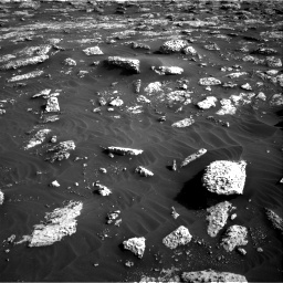 Nasa's Mars rover Curiosity acquired this image using its Right Navigation Camera on Sol 3042, at drive 2374, site number 86