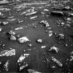 Nasa's Mars rover Curiosity acquired this image using its Right Navigation Camera on Sol 3042, at drive 2386, site number 86