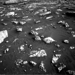 Nasa's Mars rover Curiosity acquired this image using its Right Navigation Camera on Sol 3042, at drive 2392, site number 86