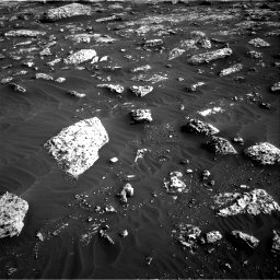 Nasa's Mars rover Curiosity acquired this image using its Right Navigation Camera on Sol 3042, at drive 2398, site number 86