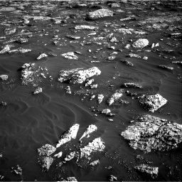 Nasa's Mars rover Curiosity acquired this image using its Right Navigation Camera on Sol 3042, at drive 2416, site number 86