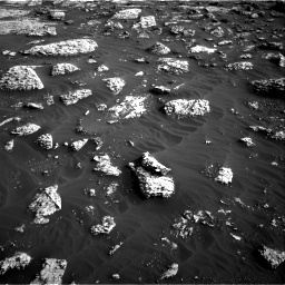 Nasa's Mars rover Curiosity acquired this image using its Right Navigation Camera on Sol 3042, at drive 2452, site number 86