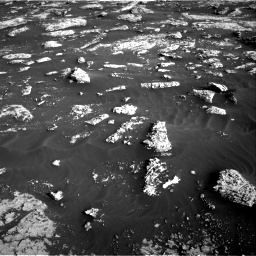 Nasa's Mars rover Curiosity acquired this image using its Right Navigation Camera on Sol 3042, at drive 2476, site number 86