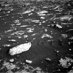 Nasa's Mars rover Curiosity acquired this image using its Right Navigation Camera on Sol 3042, at drive 2488, site number 86