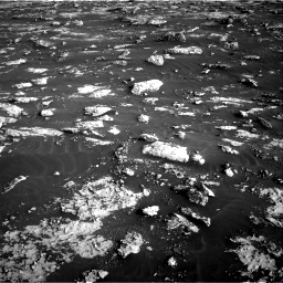 Nasa's Mars rover Curiosity acquired this image using its Right Navigation Camera on Sol 3042, at drive 2536, site number 86