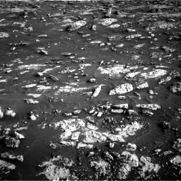 Nasa's Mars rover Curiosity acquired this image using its Right Navigation Camera on Sol 3042, at drive 2548, site number 86