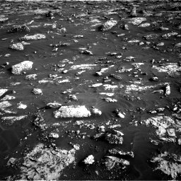 Nasa's Mars rover Curiosity acquired this image using its Right Navigation Camera on Sol 3042, at drive 2554, site number 86