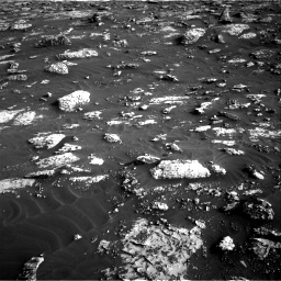 Nasa's Mars rover Curiosity acquired this image using its Right Navigation Camera on Sol 3042, at drive 2560, site number 86