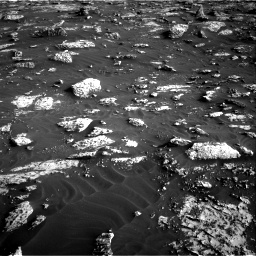 Nasa's Mars rover Curiosity acquired this image using its Right Navigation Camera on Sol 3042, at drive 2566, site number 86