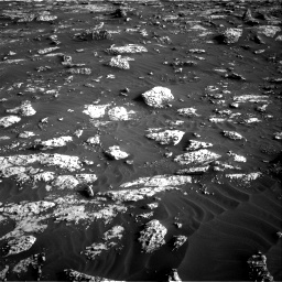 Nasa's Mars rover Curiosity acquired this image using its Right Navigation Camera on Sol 3042, at drive 2572, site number 86