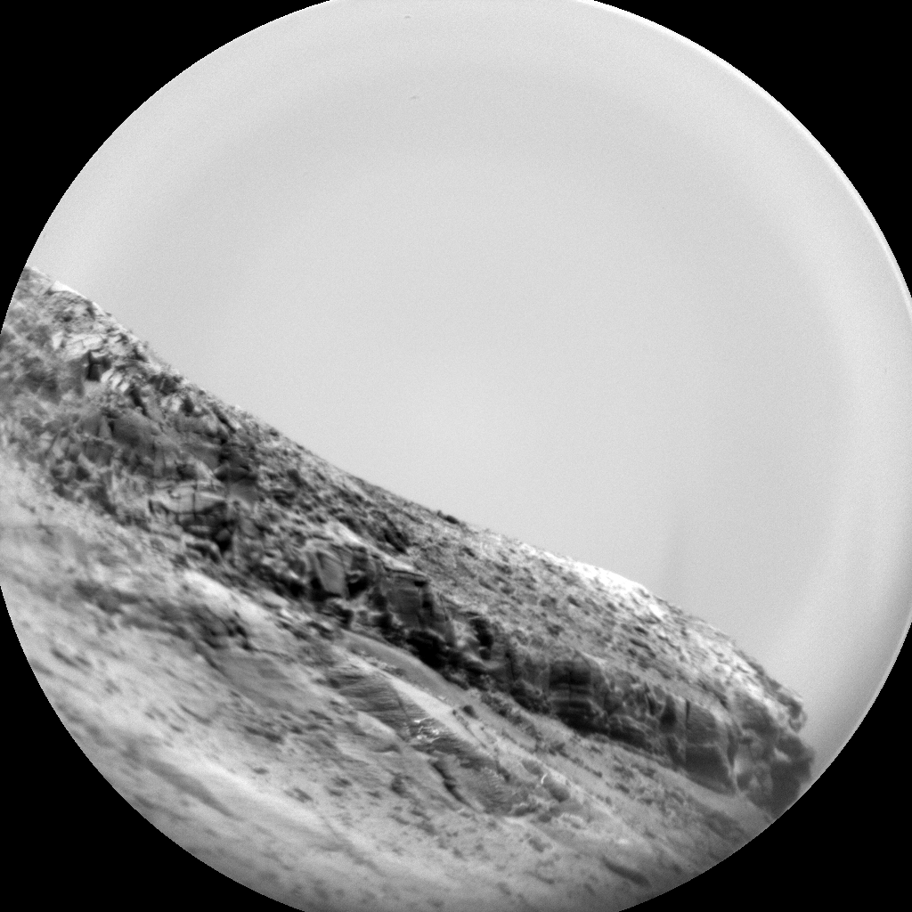 Nasa's Mars rover Curiosity acquired this image using its Chemistry & Camera (ChemCam) on Sol 3042, at drive 2302, site number 86