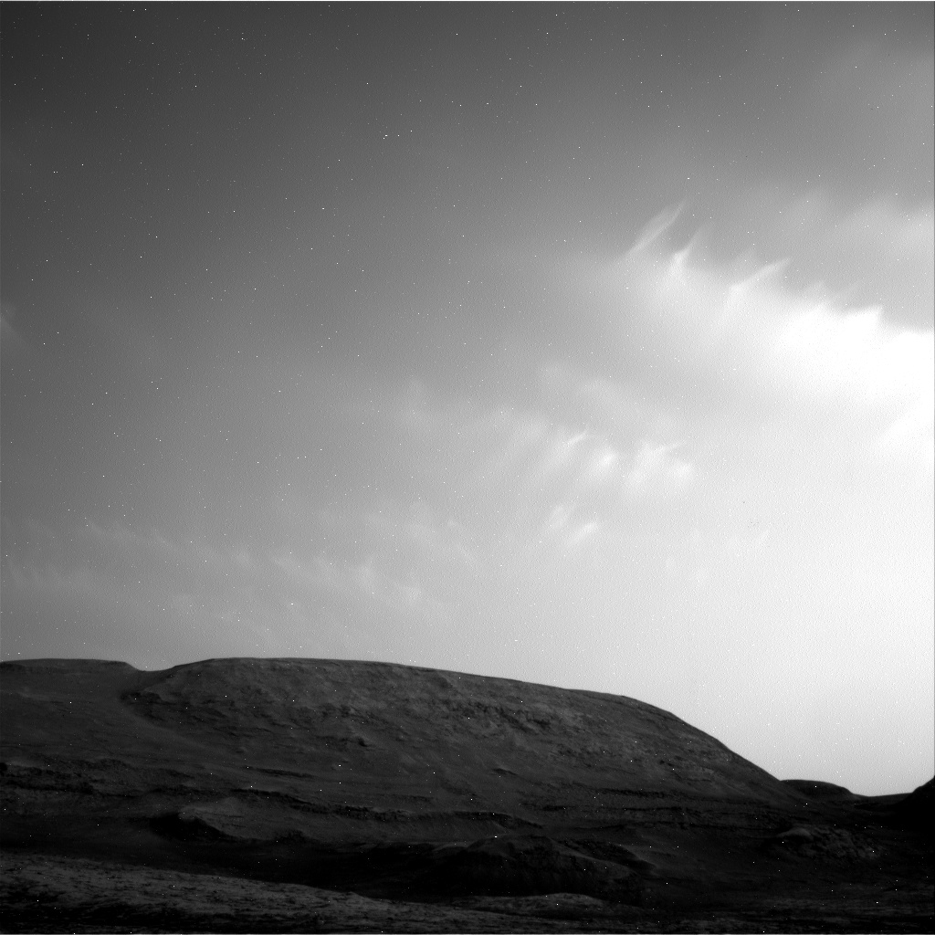 Nasa's Mars rover Curiosity acquired this image using its Right Navigation Camera on Sol 3043, at drive 2596, site number 86