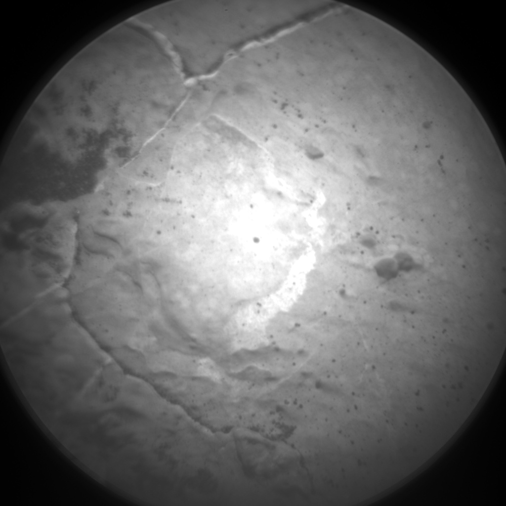 Nasa's Mars rover Curiosity acquired this image using its Chemistry & Camera (ChemCam) on Sol 3045, at drive 2596, site number 86