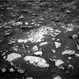 Nasa's Mars rover Curiosity acquired this image using its Left Navigation Camera on Sol 3045, at drive 2698, site number 86