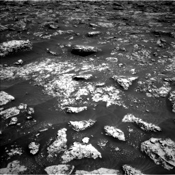 Nasa's Mars rover Curiosity acquired this image using its Left Navigation Camera on Sol 3045, at drive 2728, site number 86