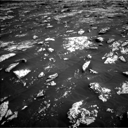 Nasa's Mars rover Curiosity acquired this image using its Left Navigation Camera on Sol 3045, at drive 2866, site number 86