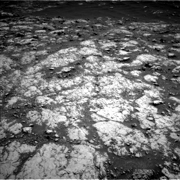 Nasa's Mars rover Curiosity acquired this image using its Left Navigation Camera on Sol 3045, at drive 3094, site number 86