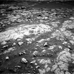 Nasa's Mars rover Curiosity acquired this image using its Left Navigation Camera on Sol 3045, at drive 3112, site number 86