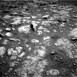 Nasa's Mars rover Curiosity acquired this image using its Left Navigation Camera on Sol 3045, at drive 3148, site number 86