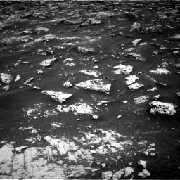 Nasa's Mars rover Curiosity acquired this image using its Right Navigation Camera on Sol 3045, at drive 2608, site number 86