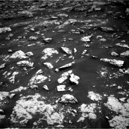 Nasa's Mars rover Curiosity acquired this image using its Right Navigation Camera on Sol 3045, at drive 2620, site number 86