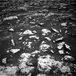 Nasa's Mars rover Curiosity acquired this image using its Right Navigation Camera on Sol 3045, at drive 2626, site number 86