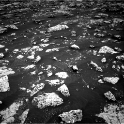 Nasa's Mars rover Curiosity acquired this image using its Right Navigation Camera on Sol 3045, at drive 2638, site number 86