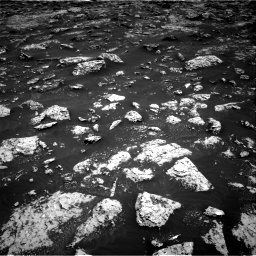 Nasa's Mars rover Curiosity acquired this image using its Right Navigation Camera on Sol 3045, at drive 2650, site number 86