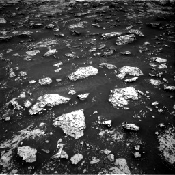 Nasa's Mars rover Curiosity acquired this image using its Right Navigation Camera on Sol 3045, at drive 2662, site number 86
