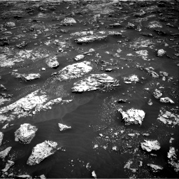 Nasa's Mars rover Curiosity acquired this image using its Right Navigation Camera on Sol 3045, at drive 2680, site number 86
