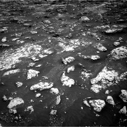Nasa's Mars rover Curiosity acquired this image using its Right Navigation Camera on Sol 3045, at drive 2692, site number 86