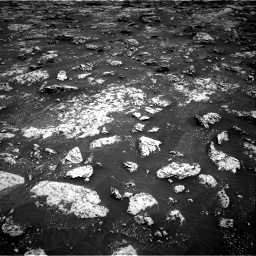 Nasa's Mars rover Curiosity acquired this image using its Right Navigation Camera on Sol 3045, at drive 2698, site number 86
