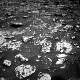 Nasa's Mars rover Curiosity acquired this image using its Right Navigation Camera on Sol 3045, at drive 2722, site number 86