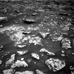 Nasa's Mars rover Curiosity acquired this image using its Right Navigation Camera on Sol 3045, at drive 2728, site number 86