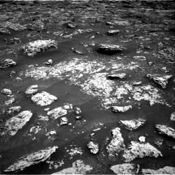 Nasa's Mars rover Curiosity acquired this image using its Right Navigation Camera on Sol 3045, at drive 2734, site number 86