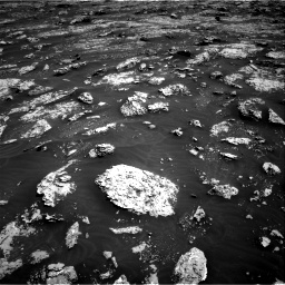 Nasa's Mars rover Curiosity acquired this image using its Right Navigation Camera on Sol 3045, at drive 2842, site number 86
